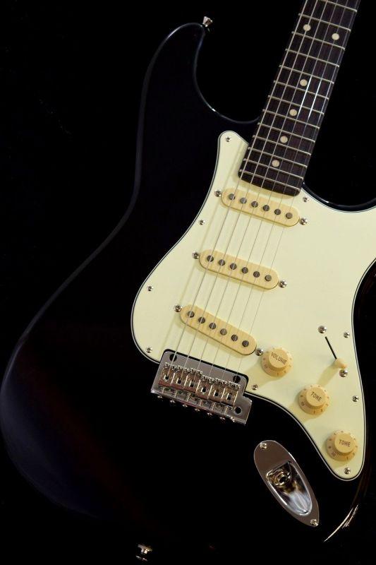 FGN KNST 100LW ThinSkin -Black- 【NEW】 【新品】 【日本総本店エレキギターフロア在庫品】