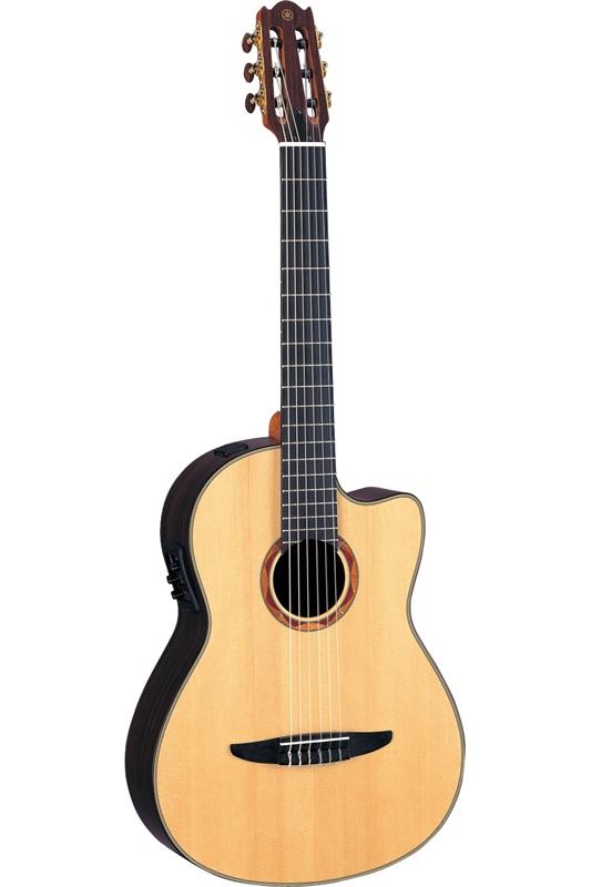 YAMAHA NX series NCX1200R (Natural Gloss) 《エレクトリッククラシックギター》 【送料無料】【ONLINE STORE】