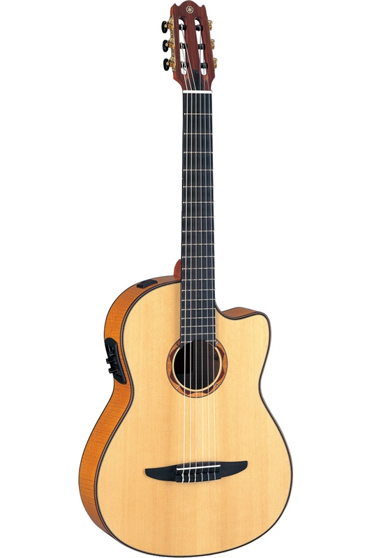 YAMAHA NX series NCX2000FM (Natural Gloss) 《エレクトリッククラシックギター》 【送料無料】【ONLINE STORE】