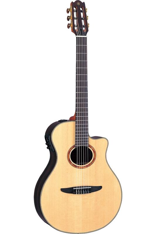 YAMAHA NX series NTX1200R (Natural Gloss) 《エレクトリッククラシックギター》 【送料無料】【ONLINE STORE】