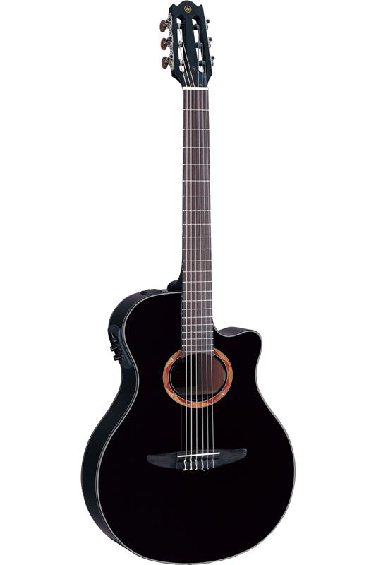YAMAHA NX series NTX700 (Black Gloss) 《エレクトリッククラシックギター》 【送料無料】【ONLINE STORE】