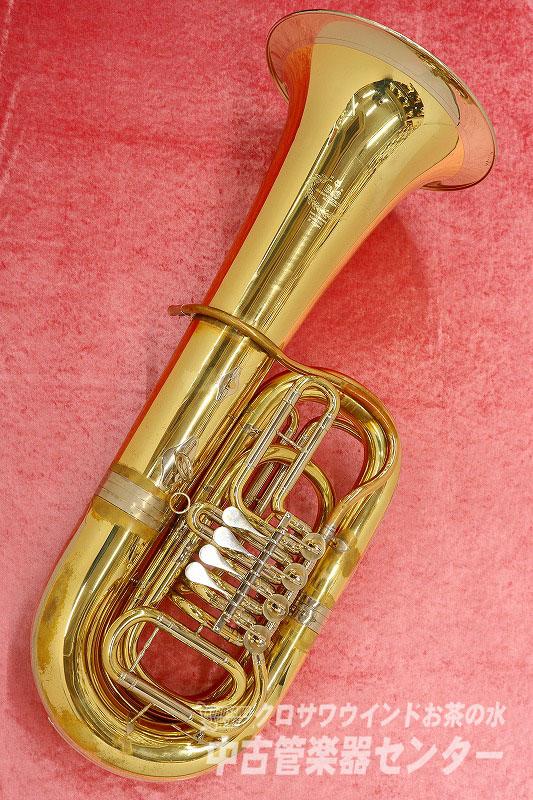 B&S 3101 W.Hilgers Model【中古】【チューバ】【B♭管】【ビーアンドエス】【ヒルガースモデル】【お茶の水中古管楽器センター在庫品】