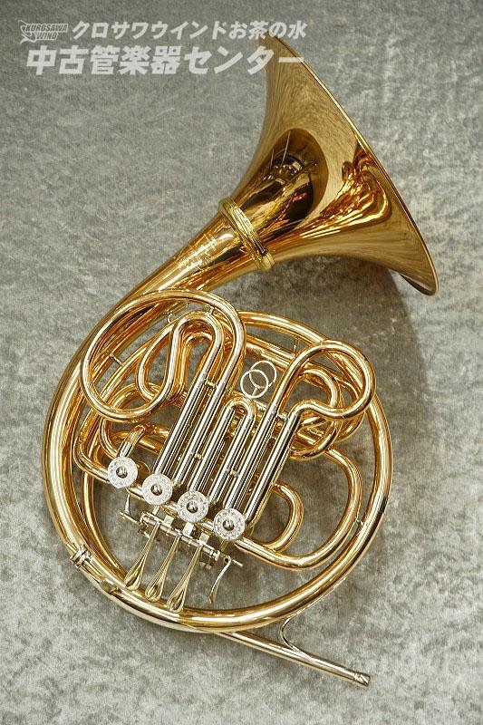 Hans Hoyer 802GAL【中古】【ホルン】【ハンスホイヤー】【フルダブル】【お茶の水中古管楽器センター在庫品】