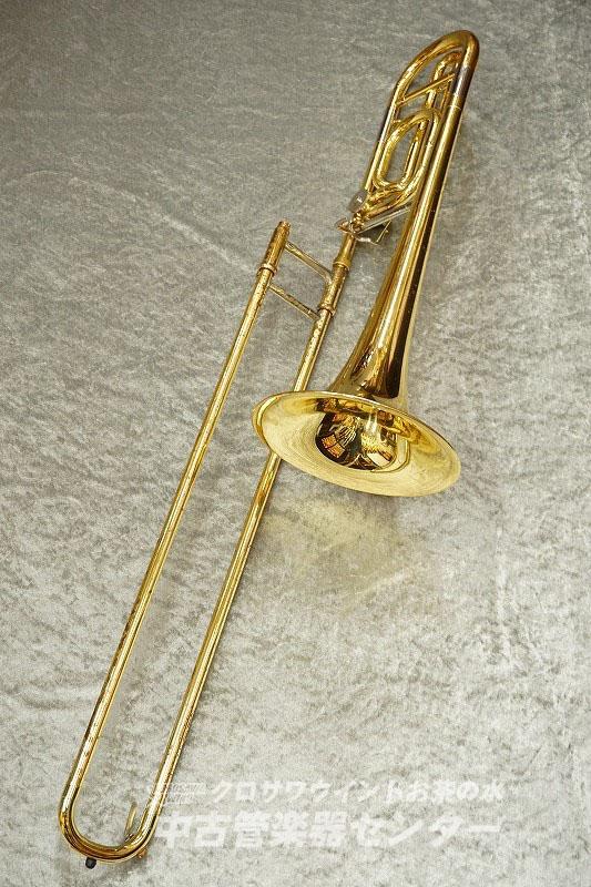 Yamaha YBL-322【中古】【バストロンボーン】【ヤマハ】【シングルロータリー】【お茶の水中古管楽器センター在庫品】