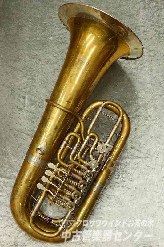 B&S Symphonie inF【中古】【チューバ】【ビーアンドエス】【F管】【お茶の水中古管楽器センター在庫品】