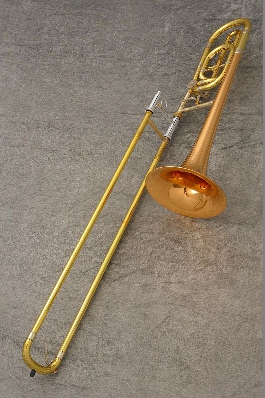 Holton TR-555F【値下げしました!!】【中古】【テナーバストロンボーン】【ホルトン】【お茶の水中古管楽器センター在庫品】