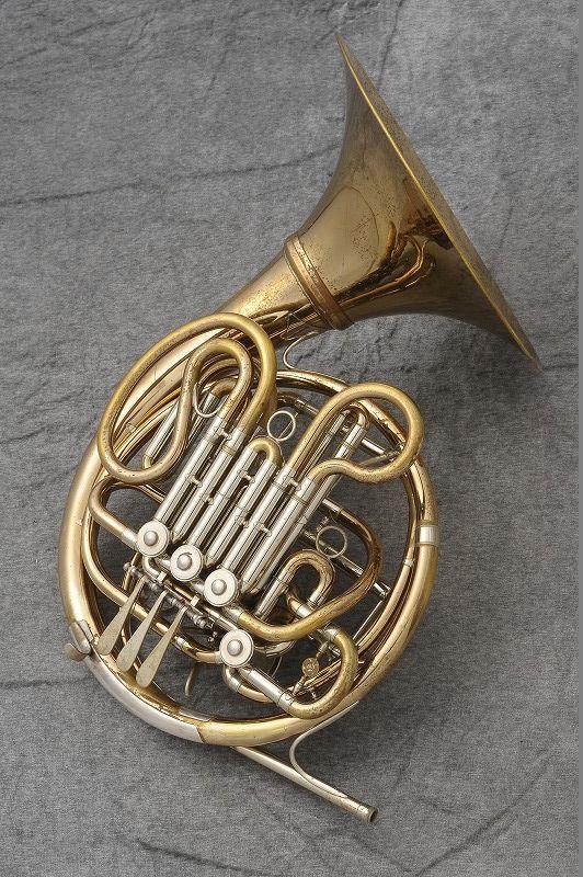 Holton H180【値下げしました!!】【中古】【ホルン】【ホルトン】【フルダブル】【ファーカスモデル】【お茶の水中古管楽器センター在庫品】