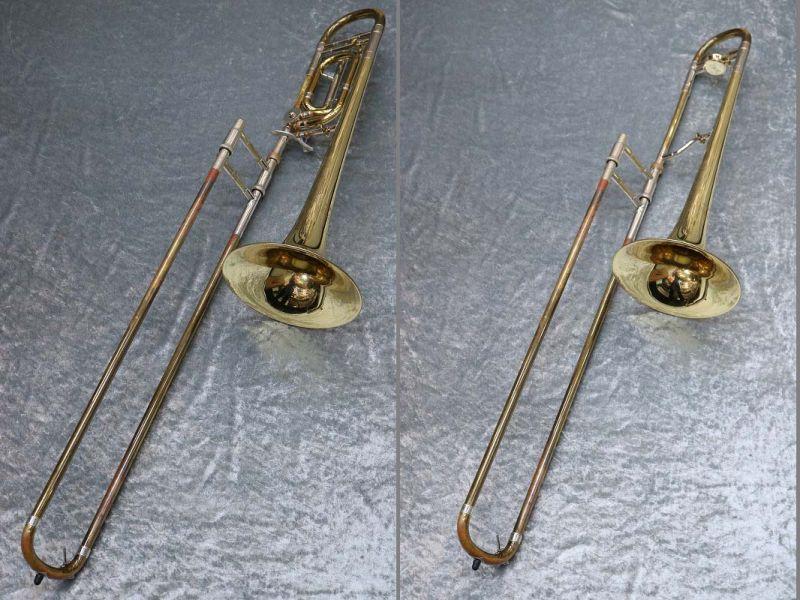V.Bach 42BC【中古】【トロンボーン】【バック】【テナー・テナーバス兼用モデル】【お茶の水中古管楽器センター在庫品】