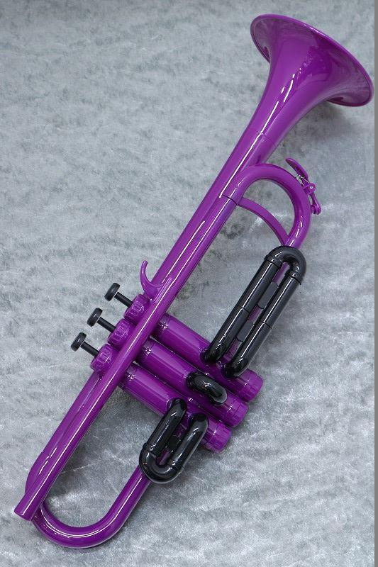 Cool Wind TR-200PPL 【クールウインド】【プラスチックトランペット】【パープル】【管楽器専門店】【クロサワウインドお茶の水店在庫品】