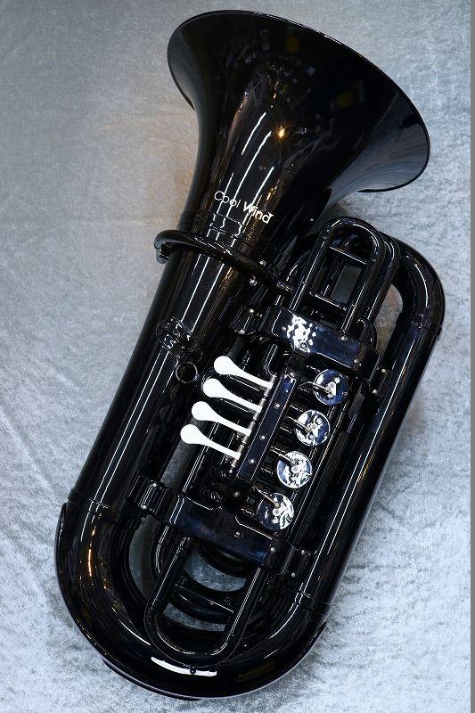 Cool Wind TU-200 BLK 【クールウインド】【プラスチック】【チューバ】【ブラック】【管楽器専門店】【クロサワウインドお茶の水店在庫品】
