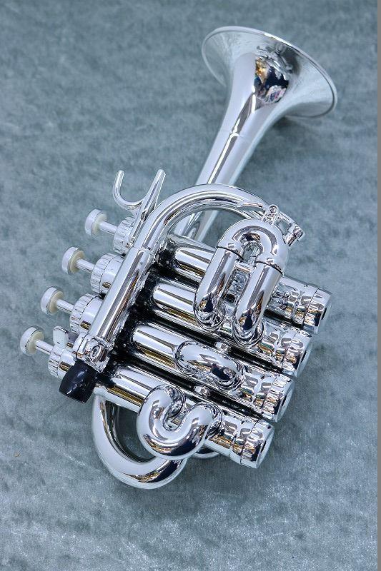 Cool Wind PT-200SLV 【クールウインド】【プラスチック】【ピッコロトランペット】【シルバー】【管楽器専門店】【クロサワウインドお茶の水店在庫品】