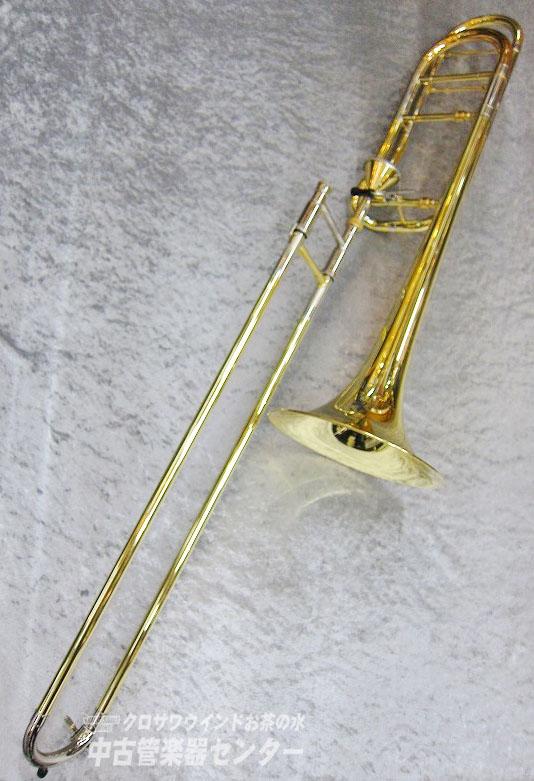 Getzen 3047AFY【中古】【テナーバストロンボーン】【ゲッツェン】【お茶の水中古管楽器センター在庫品】