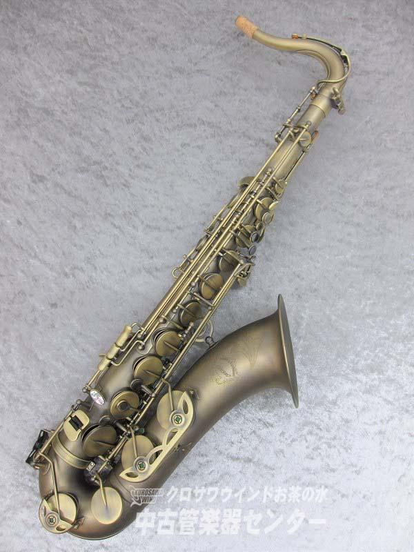 Cadeson T-902AS woF#【美品中古】【テナーサックス】【カドソン】【お茶の水中古管楽器センター在庫品】