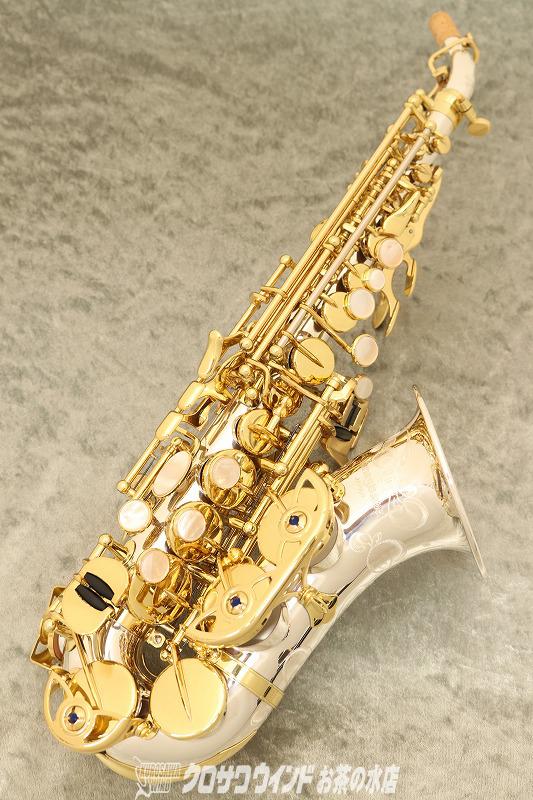 【Yanagisawa】 SC-WO 37【カーブドソプラノ】【銀製管体ニューモデル!】【ウインドお茶の水】[新品]