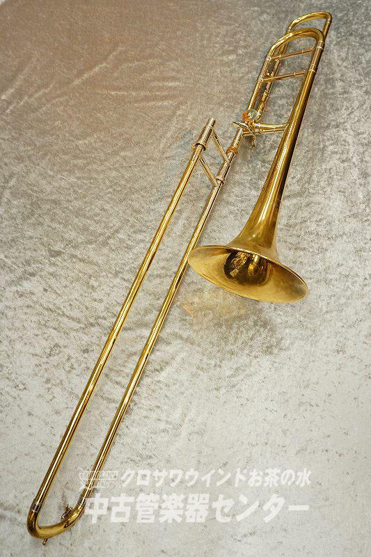 V.Bach 42BO【中古】【テナーバストロンボーン】【バック】【オープンラップ】【お茶の水中古管楽器センター在庫品】