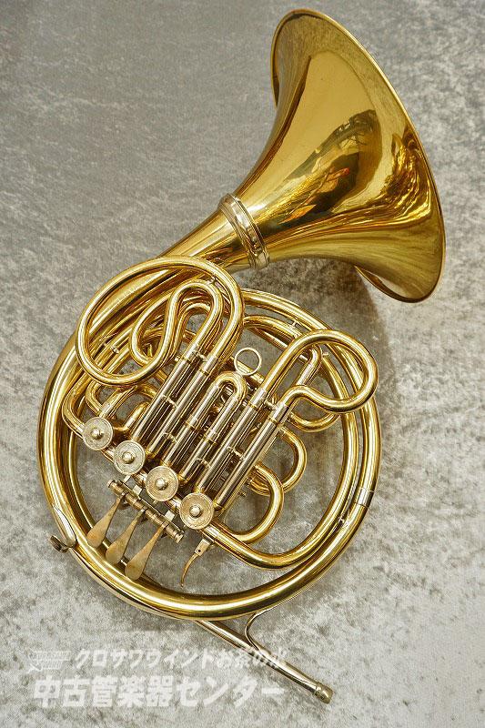 HansHoyer 802MAL【中古】【ホルン】【ハンスホイヤー】【フルダブル】【お茶の水中古管楽器センター在庫品】