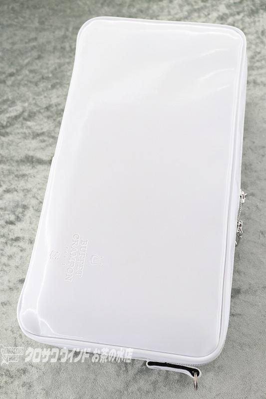 B.Crampon Clarinet Case White 【エナメル】【ホワイト】クラリネット ケース【新品】【ウインドお茶の水】【送料無料!】
