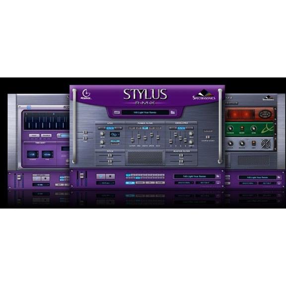 Spectrasonic Stylus RMX