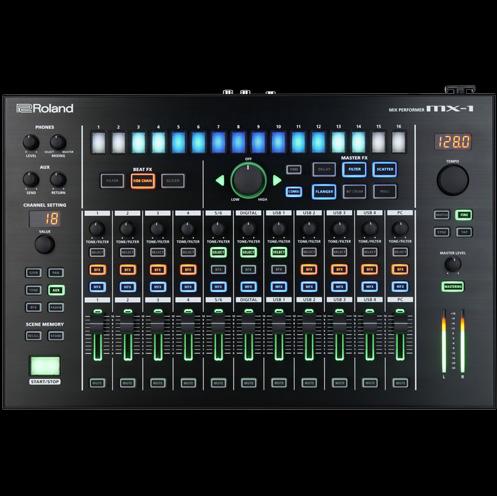 Roland AIRA MX-1 Mix Performer【ONLINE STORE】