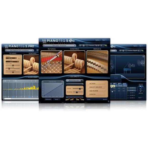 Modartt Pianoteq5 Standard【ソフト音源】【送料無料】【ONLINE STORE】