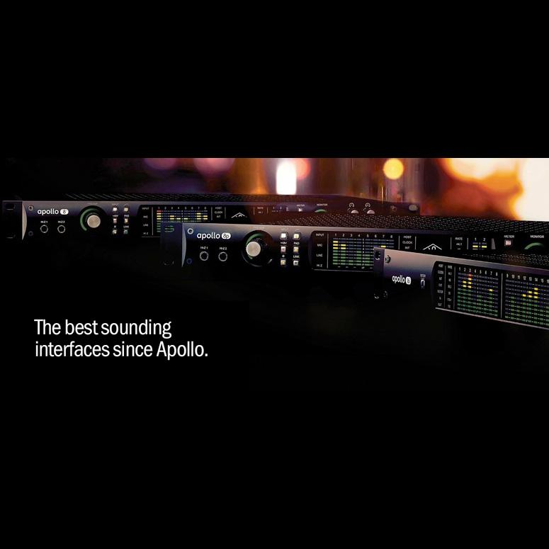 Universal Audio Apollo 8p【オーディオインターフェイス】【送料無料】【ONLINE STORE】
