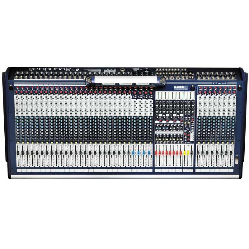 SOUNDCRAFT GB8 32ch《ミキサー》【送料無料】【ONLINE STORE】