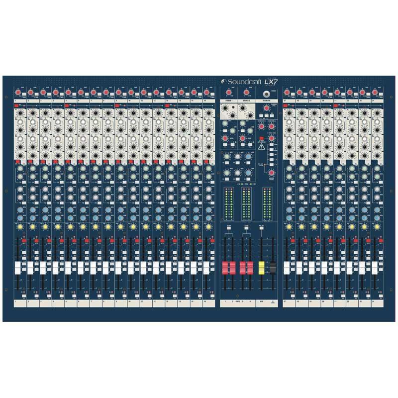 SOUNDCRAFT LX7 II 24ch《ミキサー》【送料無料】【ONLINE STORE】