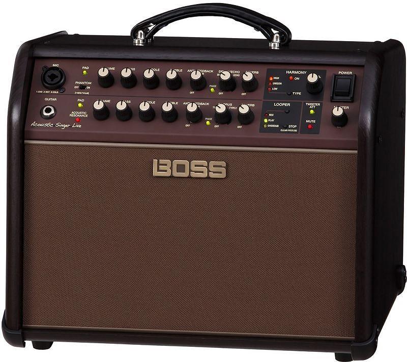 BOSS Acoustic singer Live【新品】【送料無料】【Dr.Sound在庫】