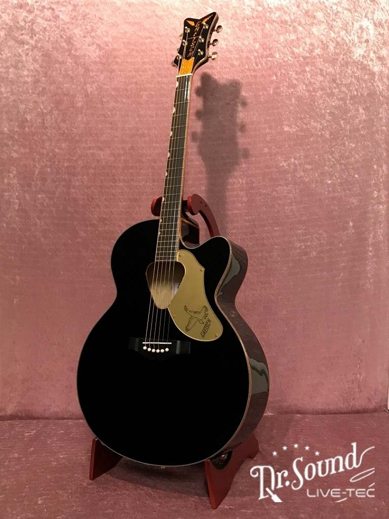 Gretsch G5022CBFE Rancher Falcon Black (S/N170600195)【新品特価】【送料無料】【Dr.Sound在庫】