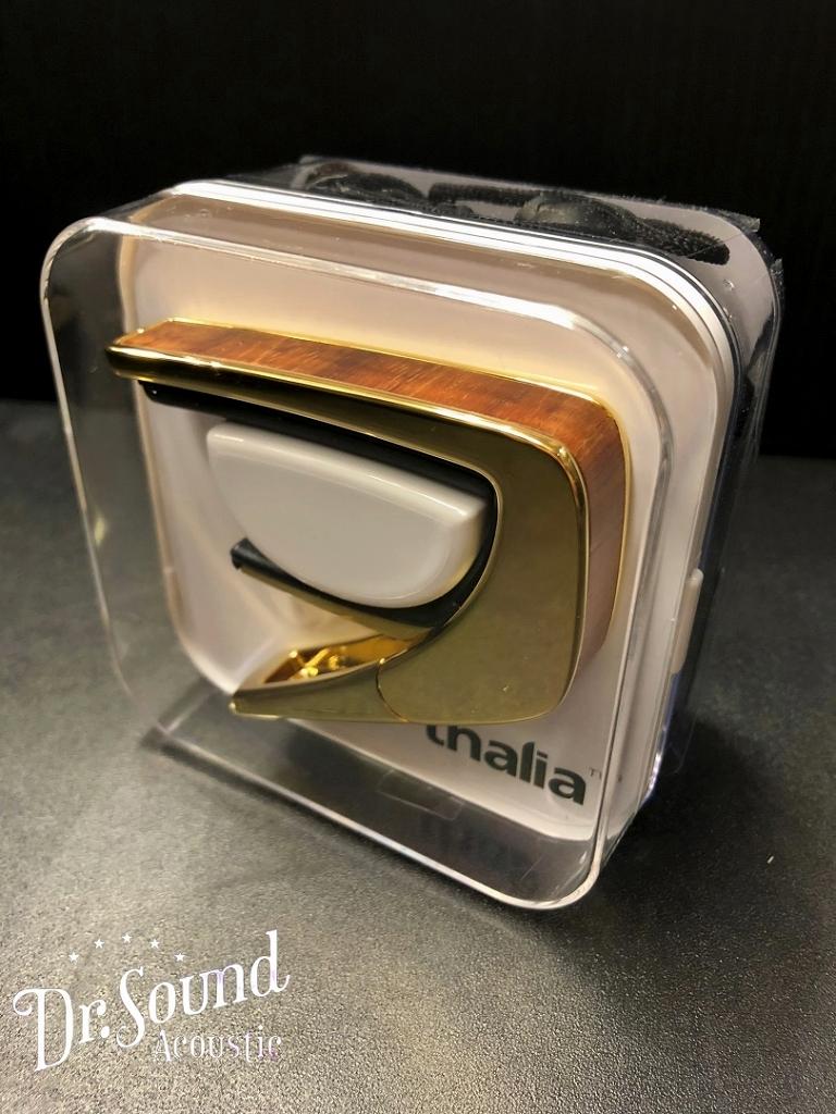 Thalia Capo 24k Gold Finish with Figured Hawaiian Koa Inlay【新品】【送料無料】【Dr.Sound在庫】