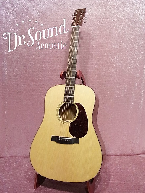 Martin D-18 (S/N 2192595)【新品】【送料無料】【Dr.Sound在庫】