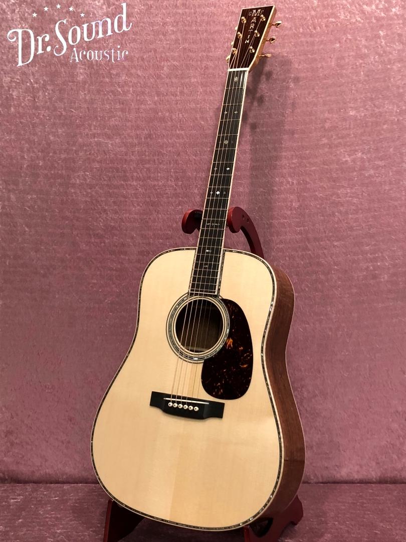 Martin D-45 Custom (Carpathian Spruce/Guatemalan Rosewood)(S/N 2153523)【新品】【送料無料】【Dr.Sound在庫】