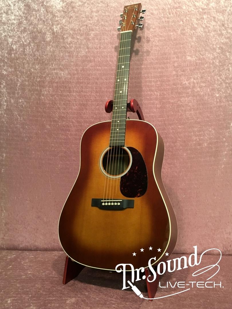 Martin DE Black Walnut Ambertone (S/N 2201692)【新品】【送料無料】【Dr.Sound在庫】