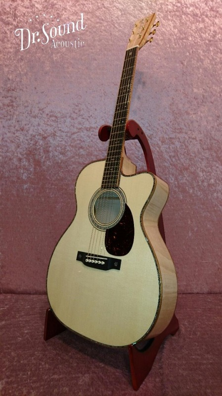 Martin OMC-42 Custom Italian alpine/Big leaf Maple【新品】【Dr.Sound在庫】