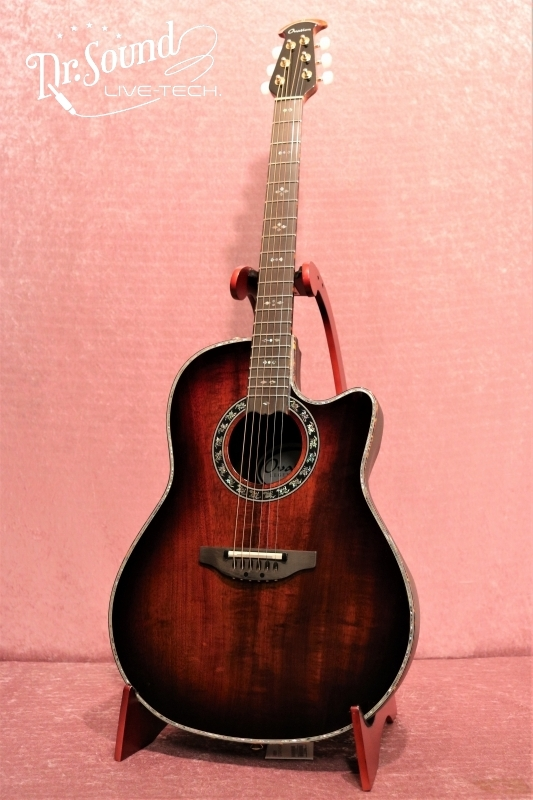 Ovation Legend Plus C2079AXP-KOAB【初売り 大バーゲン】【新品】【Dr.Sound在庫】