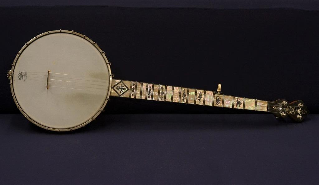 お気軽にお問い合わせ下さい 希望者のみラッピング無料 Buckbee Openback Banjo 5弦 オープンバックバンジョー Dr.Soundアコースティック 再再販