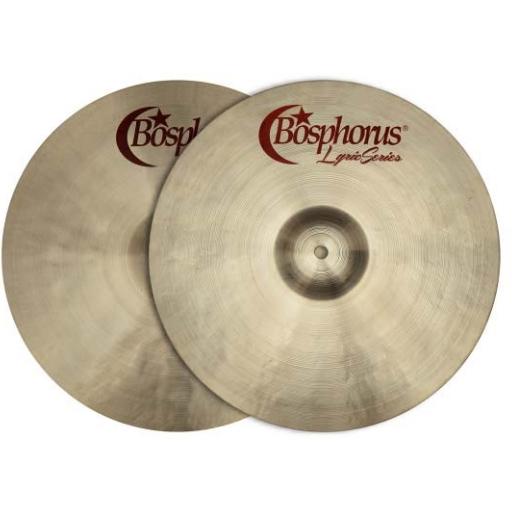 Bosphorus Cymbals Lyric Series 14