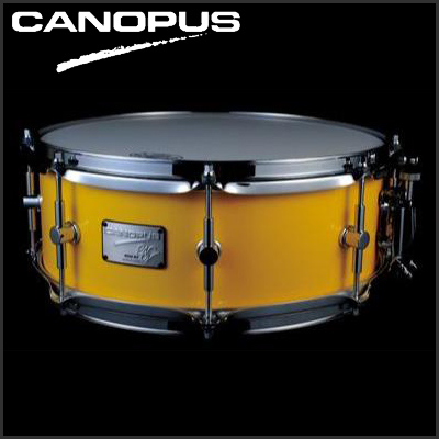 CANOPUS Neo-Vintage Series Snare Drum NV60M3S-1455 14