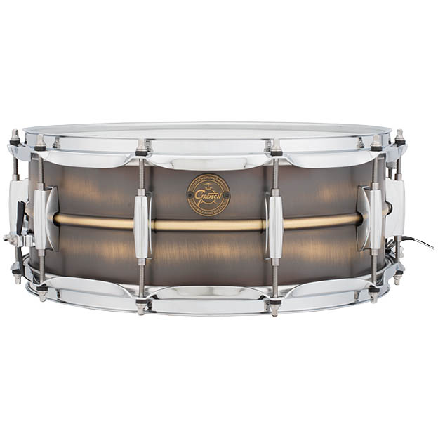 Gretsch Drums Brushed Brass Snares S1-5514-BB (14