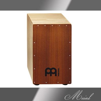 Meinl HCAJ3MH-M cajon, mahogany frontplate 《カホン》 マイネル【送料無料】[HCAJ3MH-M]【ONLINE STORE】