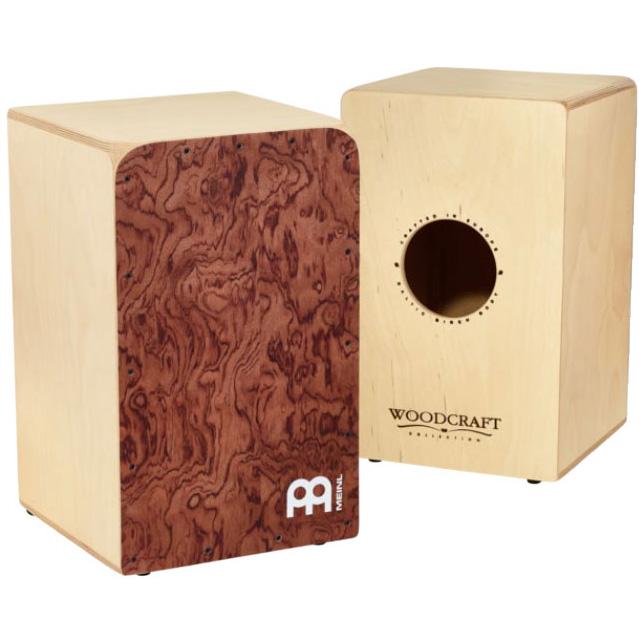 Meinl WCAJ300NT-BU Woodcraft Series Cajon 《カホン》【送料無料】[WCAJ300NT-BU]【ONLINE STORE】