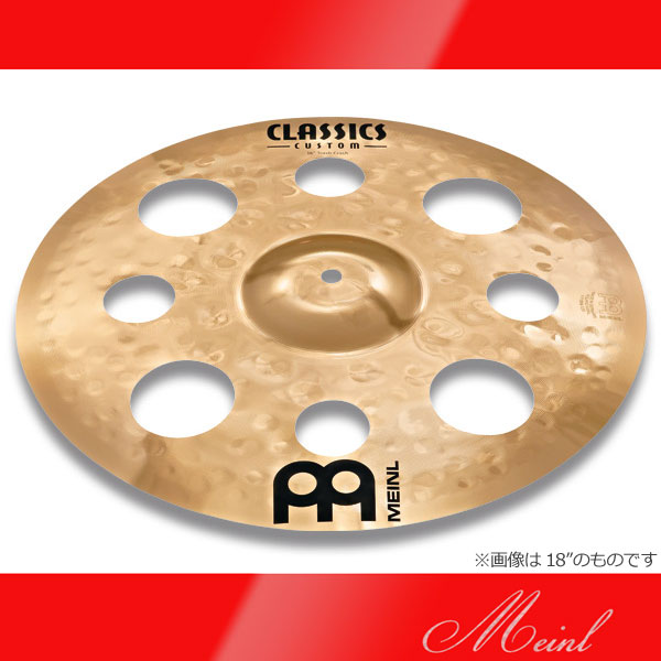 Meinl Classics Custom Trash Crashes CC18TRC-B (18