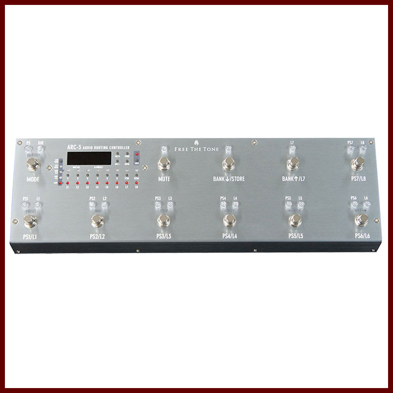 Free The Tone Routing Controller [ARC-3] 【送料無料】【ONLINE STORE】
