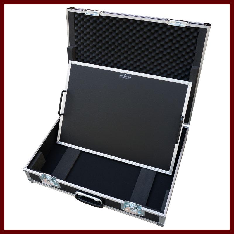 【エフェクターボード】≪フリーザトーン≫ Free The Tone Forvis Light Pedalboard Series FP6043 with TC-2 [FPボード+TCツアーケースセット] 《エフェクターボード》【送料無料】【受注生産品】【ONLINE STORE】