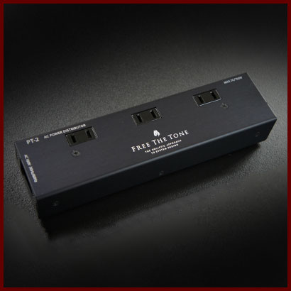 Free The Tone AC Power Distributor [PT-2] 【送料無料】【ONLINE STORE】