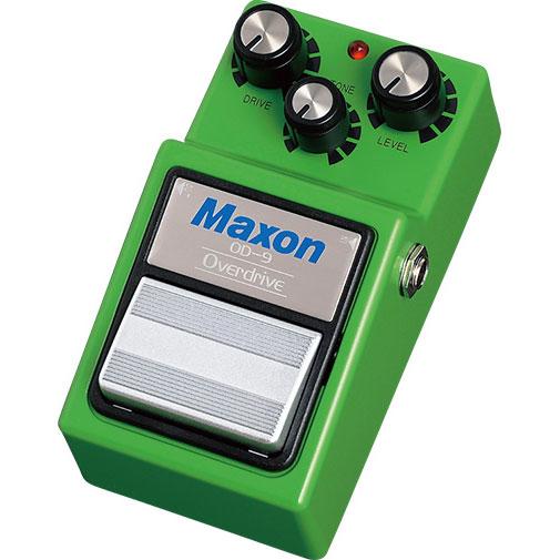 Maxon OD9 Overdrive 《オーバードライブ》【送料無料】【ONLINE STORE】