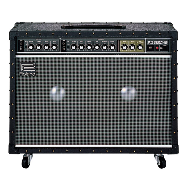Roland JC-120 Jazz Chorus 120Wコンボアンプ ジャズコーラス [JC-120B] 【送料無料】【G-CLUB渋谷】