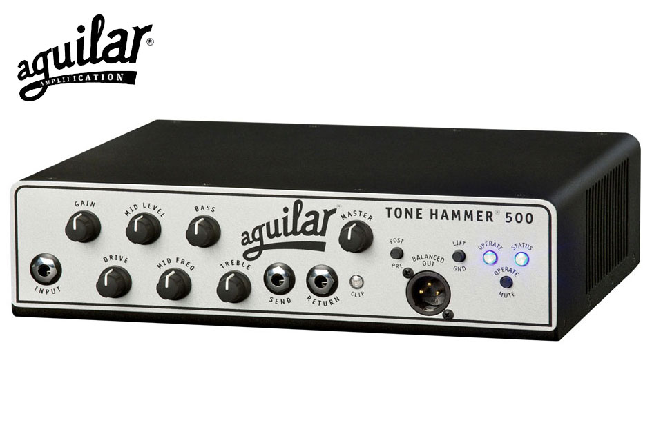 Aguilar Tone Hammer 500 【送料無料】【ONLINE STORE】