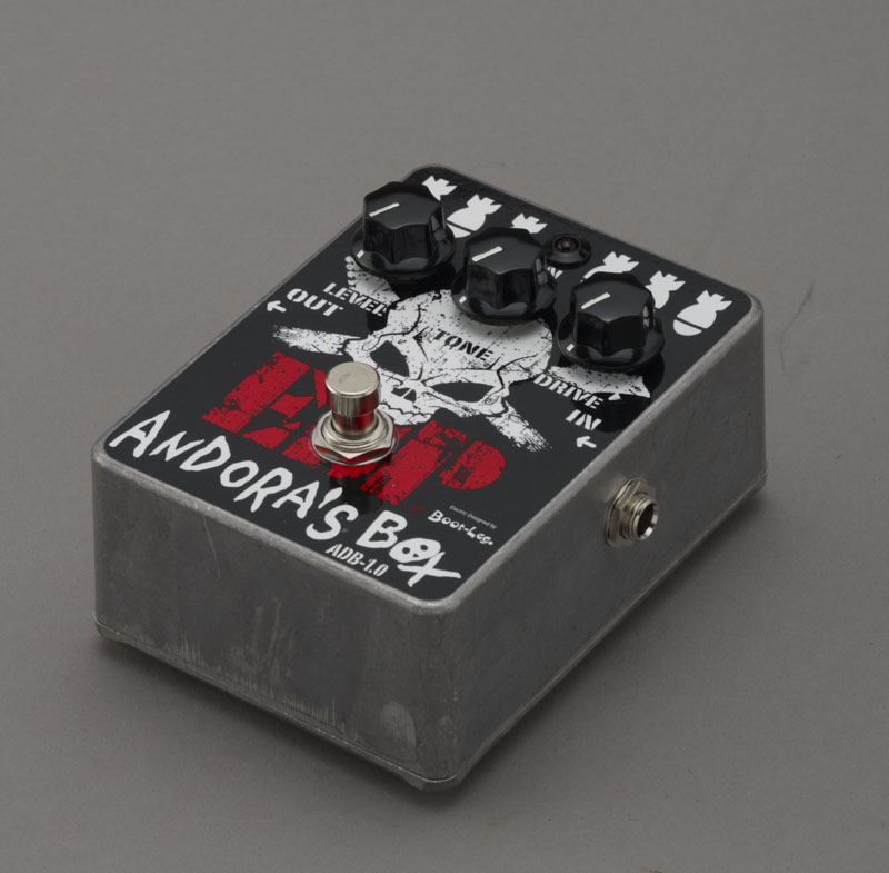 Boot-Leg ADB-1.0 ANDORA'S BOX 【Normal Edition】ANCHANG × ESP Collaboration Original Effector 【smtb-u】【ONLINE STORE】