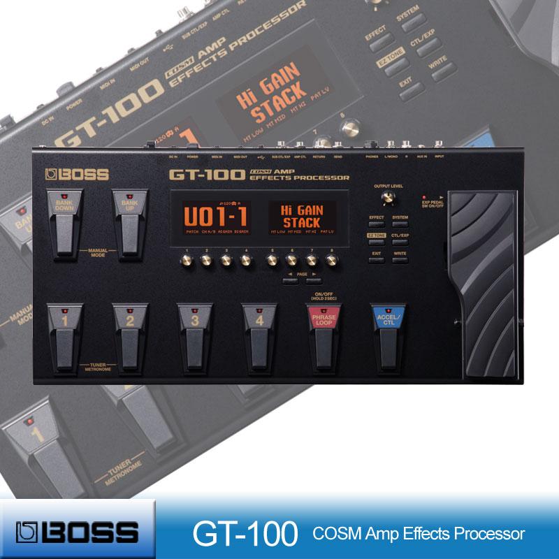 BOSS GT-100 【送料無料】【ONLINE STORE】